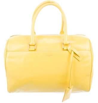Saint Laurent Classic Duffle 6 Bag