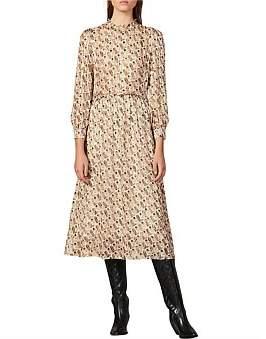 Sandro Paris Brownee Dress