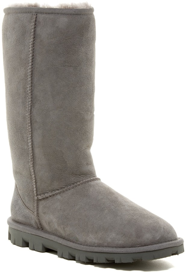 UGG UGG Australia Essential Tall Genuine Shearling Lined Boot