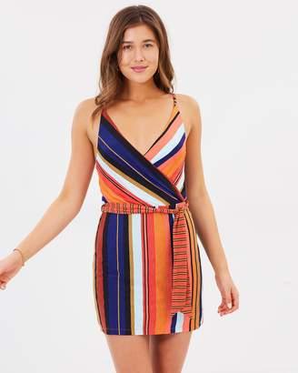 Tigerlily Banda Dress