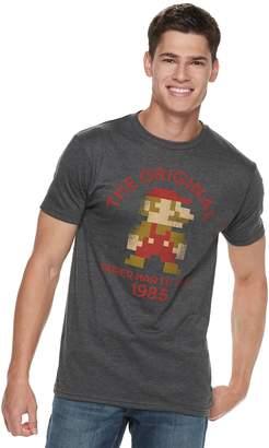 Nintendo Hybrid Tees Men's Mario Tee