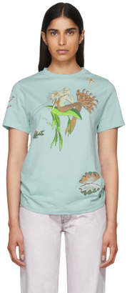 Loewe Blue Paulas Ibiza Edition Mermaid T-Shirt