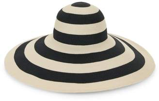 8cd91a5024c677 Eugenia Kim Sunny Striped Wide Brim Sun Hat