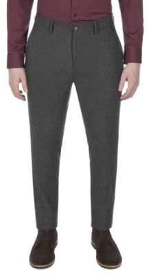 Ben Sherman Textured Trousers