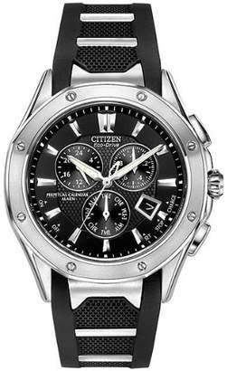 Citizen Men's Eco-Drive Signature Perpetual Calendar Chronograph Watch