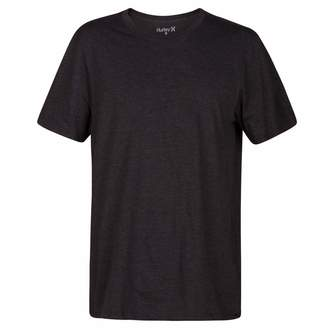 Hurley Men's Premium Cotton Staple Short Sleeve Tee Shirt
