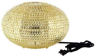 Walker Edison 8 Globe Sparkle Table Lamp