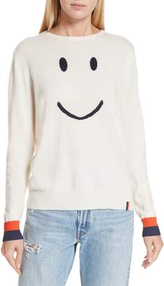 Kule The Smile Cashmere Blend Sweater