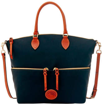 Dooney & Bourke Nylon Large Pocket Satchel