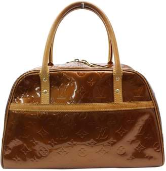 Louis Vuitton Brown Patent Leather Handbags - ShopStyle 1c33fd0f581c6