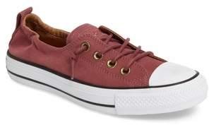 Converse Chuck Taylor(R) All Star(R) Shoreline Peached Twill Sneaker