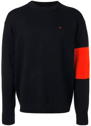 Calvin Klein Jeans colour block sweater