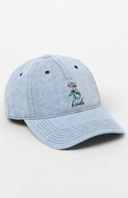 Barney Cools Mermaid Strapback Dad Hat