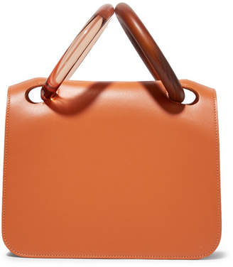 Roksanda Neneh Leather Tote - Camel