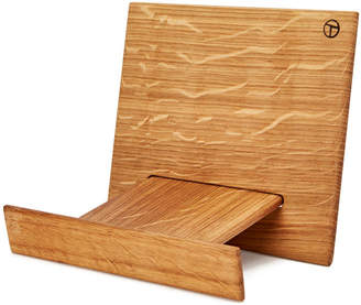 The New Craftsmen X Tim Plunkett The New Craftsmen x Tim Plunkett Oak Cookbook Stand