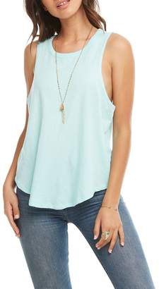 Chaser Shirttail Muscle Tank