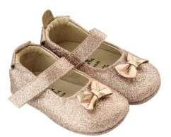 Old Soles Baby Girl's& Little Girl's Glam Leather Shoes