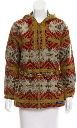 Pendleton Hooded Lightweight Jacket w/ Tags