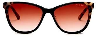 Ted Baker 54mm Cat Eye Sunglasses