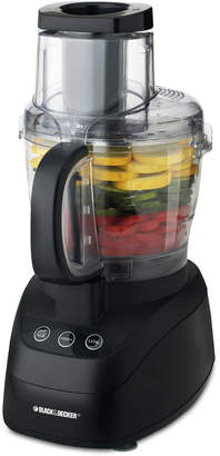 Black & Decker PowerPro Wide-Mouth 10-Cup Food Processor