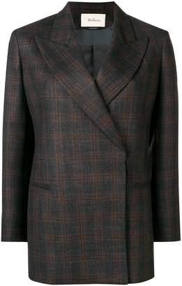 Mulberry structured formal blazer