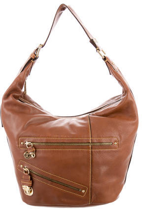 Marc Jacobs Marc Jacobs Leather Hobo Bag