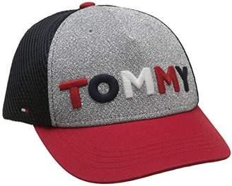 Tommy Hilfiger Boy's Glitter Cap Cap,Small