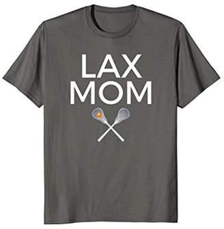 LaCrosse Lax Mom Player T-Shirt