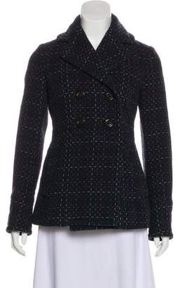 Marc by Marc Jacobs Wool Short Coat