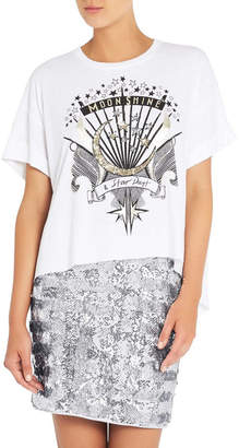 Sass & Bide Moon Lights Tee