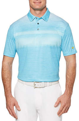JACK NICKLAUS Jack Nicklaus Easy Care Short Sleeve Panel Polo Shirt