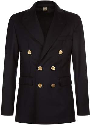 Burberry Tailored Wool Jacket
