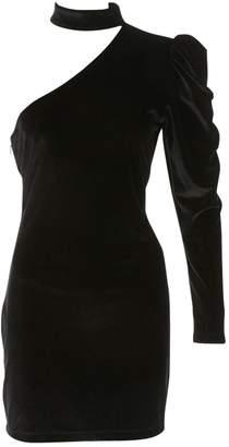 Ronny Kobo Black Velvet Dresses