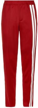Valentino Side Stripe Sweatpants