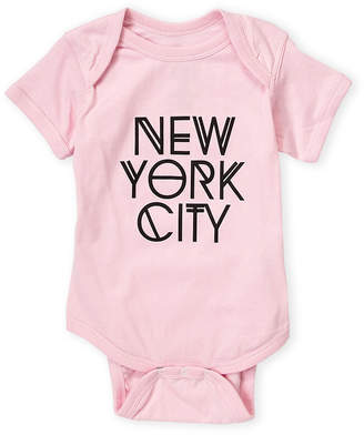 Baby Essentials Miss Popular (Newborn/Infant Girls) Short Sleeve NYC Bodysuit