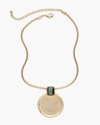 Chico's Tara Pendant Necklace