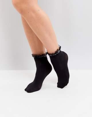 Jonathan Aston Shadow Ankle Sock
