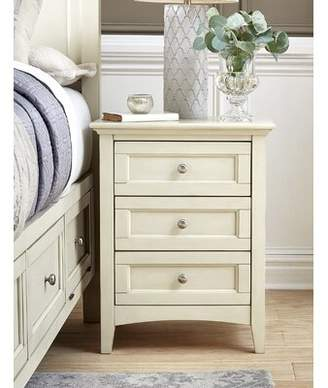 Alcott Hill Burris 3 Drawer Nightstand Alcott Hill