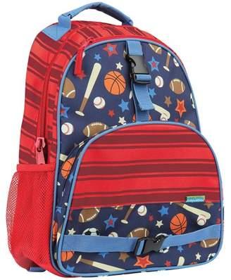 Stephen Joseph All Over Print Backpack, Sports