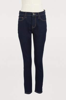 Current/Elliott Current Elliott The Stiletto high-waisted jeans