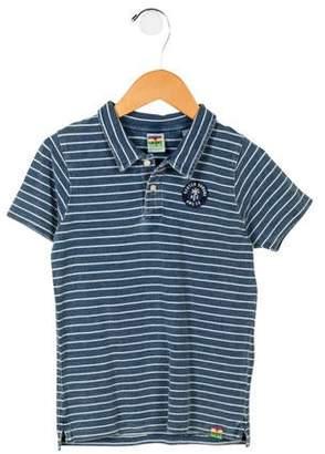 Scotch & Soda Boys' Striped Polo Shirt w/ Tags