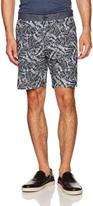 Michael Bastian Men's Cotton Printed Shorts