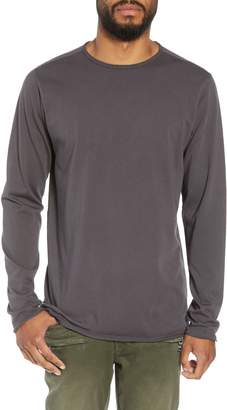 Hudson Jeans Elongated Long Sleeve T-Shirt