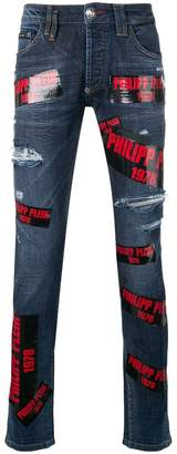 Philipp Plein Super skinny jeans
