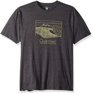 Quiksilver Men's Sketchy Scene TEE Shirt