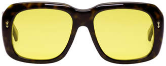 Gucci Tortoiseshell Opulent Luxury Sunglasses