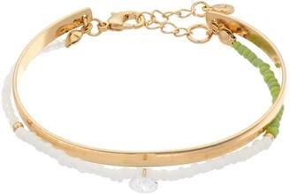 Lauren Conrad Beaded Double Strand Bracelet