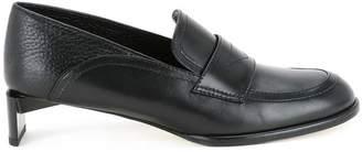 Loewe low heeled slip-on loafers