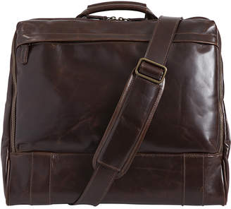 "Moore & Giles Fine Leather Haversack Bag ""Canady"""