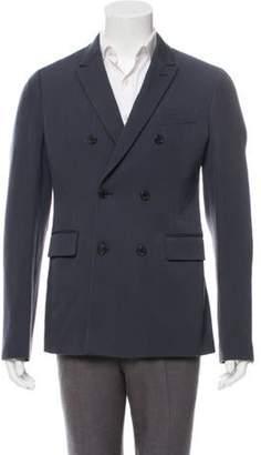Calvin Klein Double-Breasted Wool Blazer w/ Tags wool Double-Breasted Wool Blazer w/ Tags